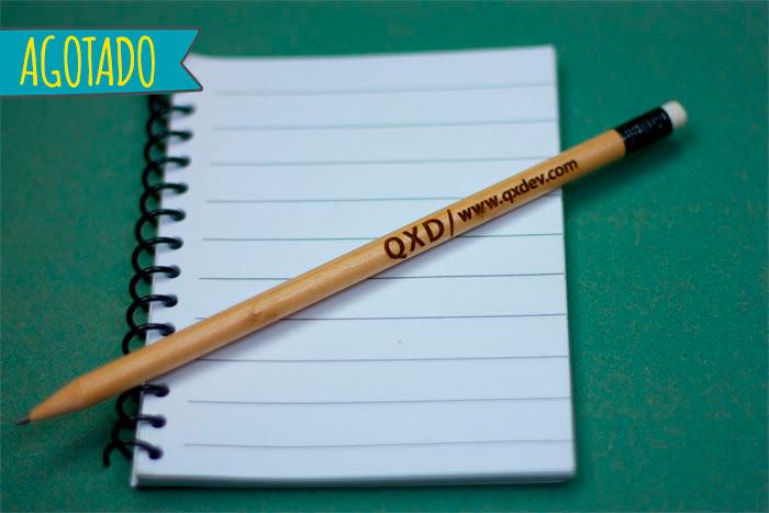 Lápices personalizados de madera