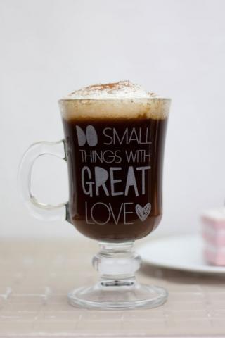 Tazas de café capuchino personalizadas